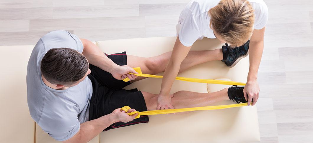 Fisioterapia Ser jugador